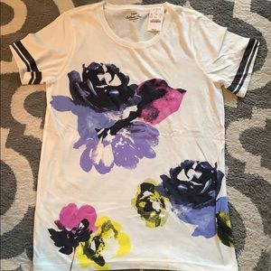 J Crew Collector Tee NWT